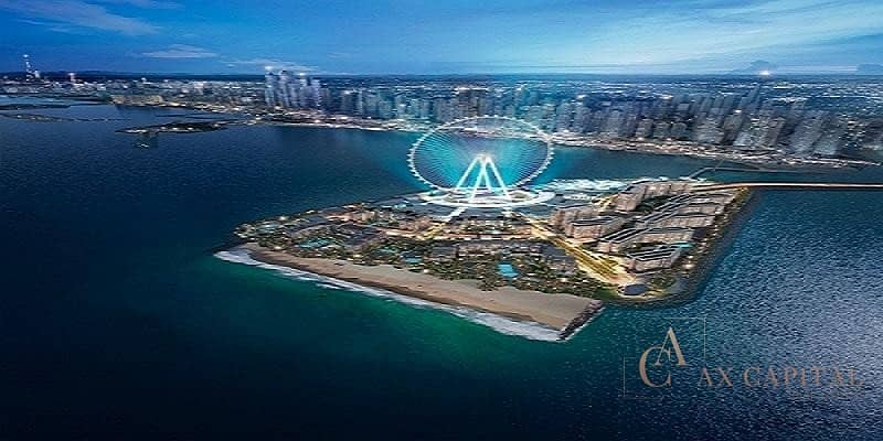 GREAT OFFER I 3 BEDROOM APARTMENT I BLUEWATERS RESIDENCES
