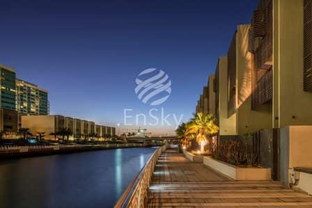 فلیٹ 4 غرف نوم للبيع في شاطئ الراحة، أبوظبي - Biggest 4 Bedroom Simplex to Move In.