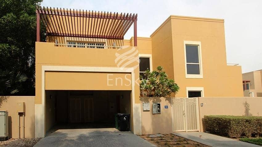 fantastic 4 BR typeA villa in Raha Garden