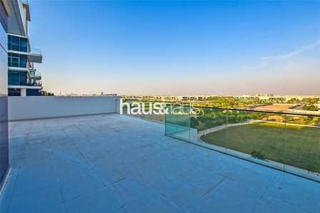 شقة 3 غرفة نوم للايجار في داماك هيلز (أكويا من داماك)، دبي - Brand New | Park View | Huge Balcony