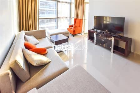 فلیٹ 2 غرفة نوم للايجار في داماك هيلز (أكويا من داماك)، دبي - Fully Furnished 2 Bed | Brand New | Pool/Golf View