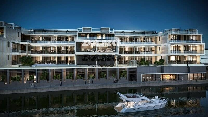 2 1 BEDROOM WITH CANAL VIEW WITH 1% MONTHLY INSTALLMENT ONLY