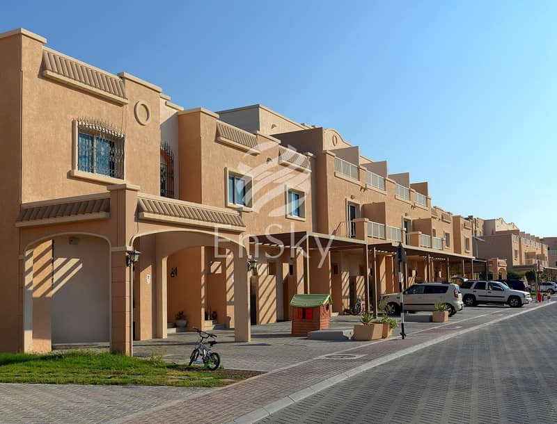 Mediterranean Style! 3BR Villa in Al Reef