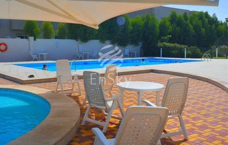 13 Mediterranean Style! 3BR Villa in Al Reef