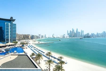 فلیٹ 3 غرف نوم للبيع في نخلة جميرا، دبي - A -Type|Full Sea view|Mint condition|on the Beach