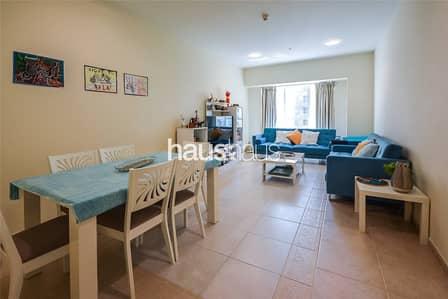 شقة 2 غرفة نوم للايجار في دبي مارينا، دبي - Elite Residence   Big Living Space   Close To Tram