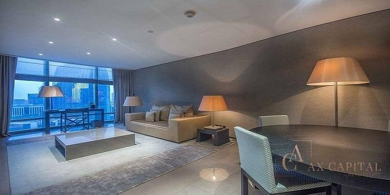 2 LUXURY 1 BEDROOM APARTMENT I ARMANI RESIDENCES