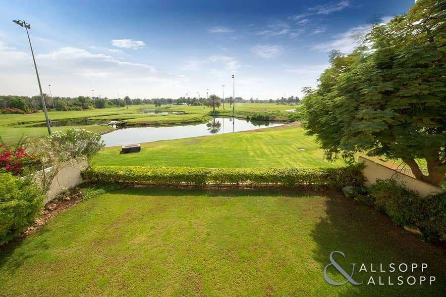 Full Golf Course and Lake View   Meadows
