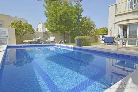 4 Bedroom Villa for Rent in The Springs, Dubai - 4BR | Private Pool | Large Plot | End Nov