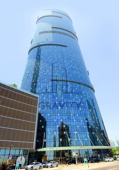 1 Bedroom Flat for Rent in Al Reem Island, Abu Dhabi - Excellent 1BR Apartment in Sun Tower w/ great facilities