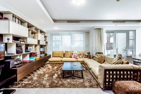 3 Bedroom Flat for Sale in Business Bay, Dubai - Stay in the Stunning 3BR+Maid's|Private courtyard