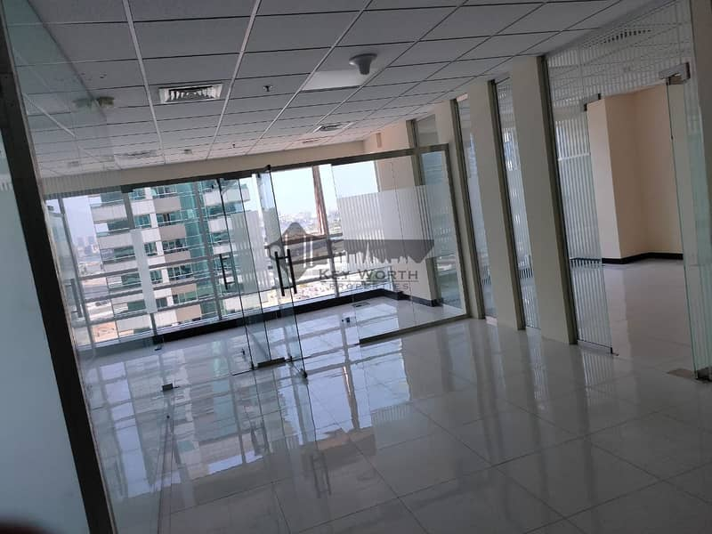 2 Premium Beautifully fitted  partitioned office in Prime Location