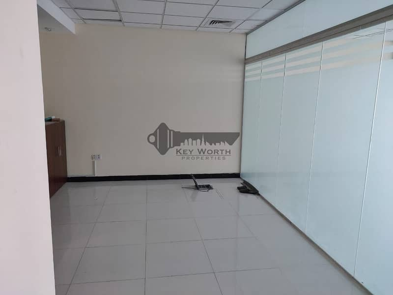 16 Premium Beautifully fitted  partitioned office in Prime Location