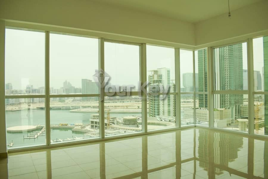 Spacious in Reem island with 2 parking and views