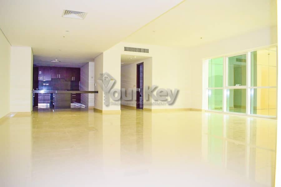 2 Spacious in Reem island with 2 parking and views