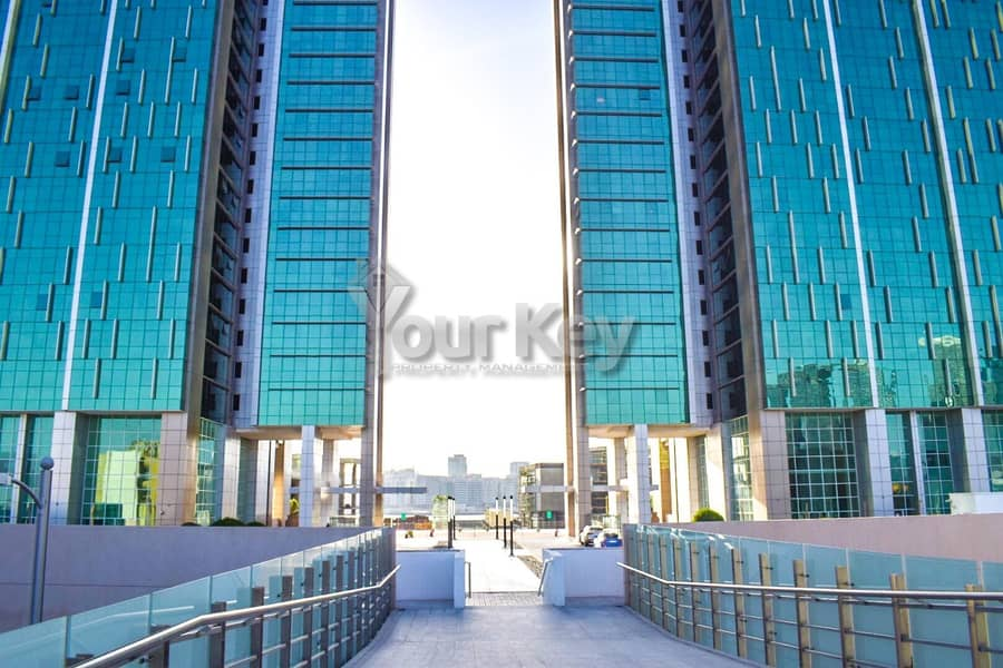 14 Spacious in Reem island with 2 parking and views