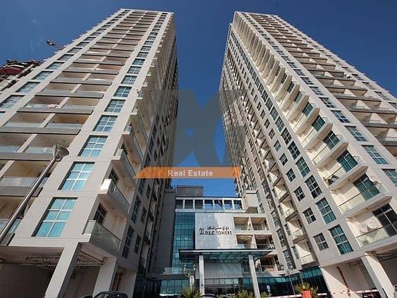1BHK Apartment for Rent in DEC Tower Dubai Marina