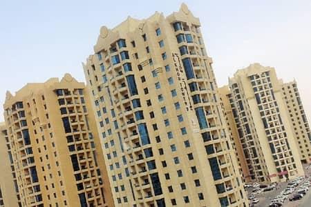 فلیٹ 1 غرفة نوم للبيع في عجمان وسط المدينة، عجمان - شقة في أبراج الخور عجمان وسط المدينة 1 غرف 180000 درهم - 4385467