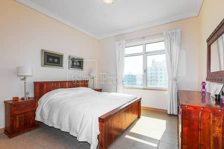3 Bedroom Apartment for Sale in Palm Jumeirah, Dubai - High floor   Beautiful apartment   Sea view