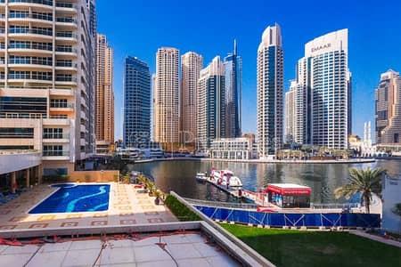 فلیٹ 3 غرف نوم للبيع في دبي مارينا، دبي - Upgraded Unit | Low Floor | VOT