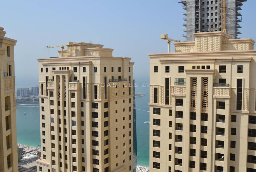 16 Amazing 4BR Duplex Penthouse with Sea & Marina View