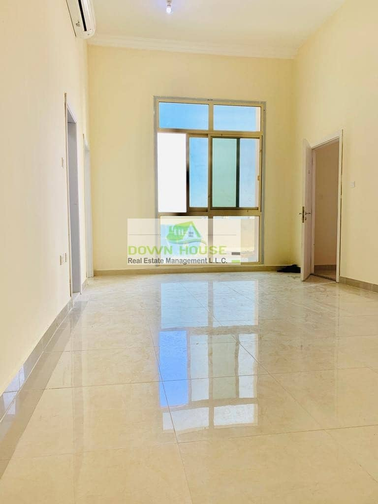 2 great deal ! luxurious huge 1 bedroom hall in G floor in MBZ