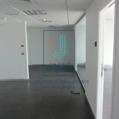 Office for Rent in Jumeirah Lake Towers (JLT), Dubai - High fit-out partitioned office @ Tiffany