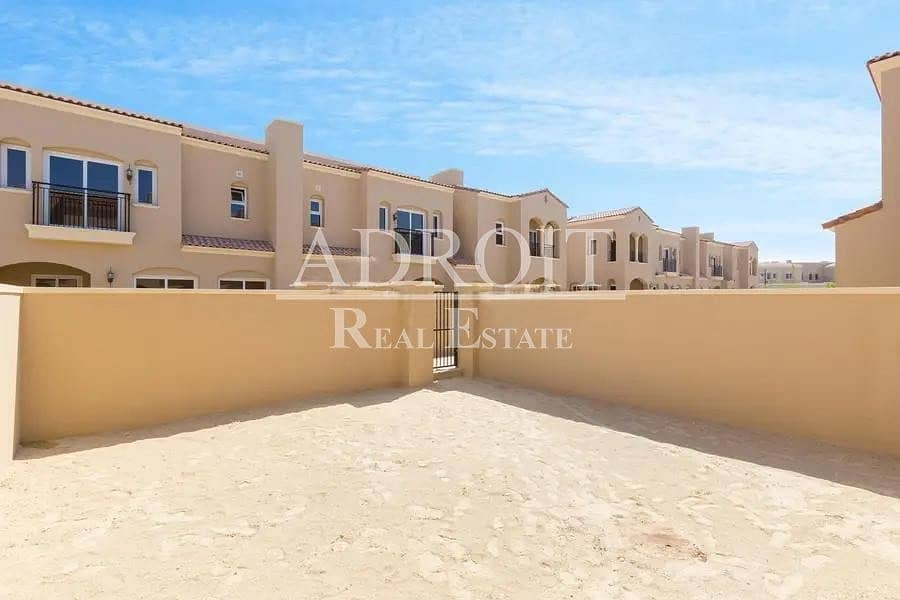 Brand New | Type D | 2BR w/ Maids Room Townhouse in Serena!