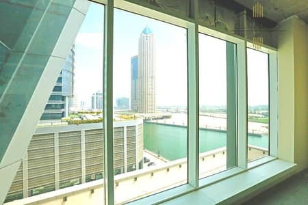 Office for Rent in Business Bay, Dubai - Fitted Office with Amazing View for Rent