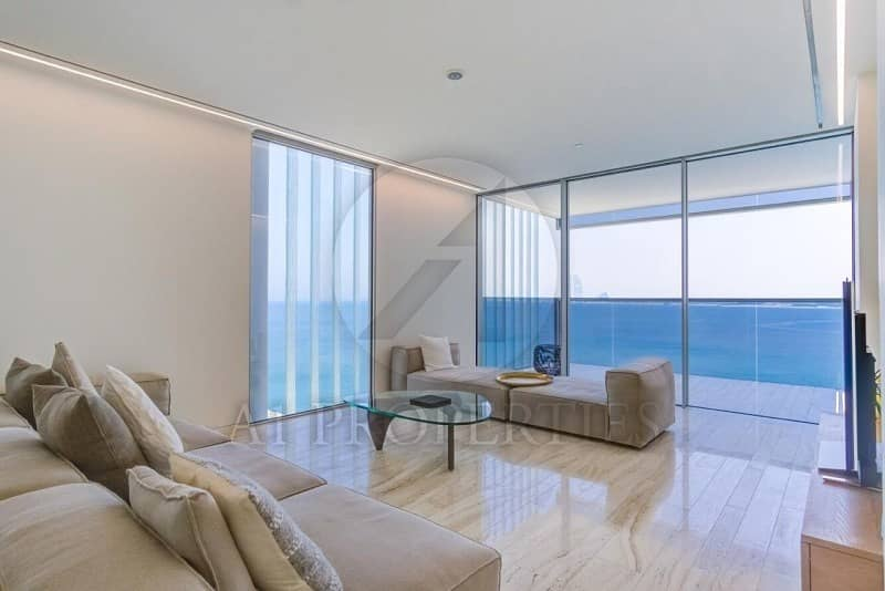 Brand New  Modern 3 Bedrooms Full Sea View