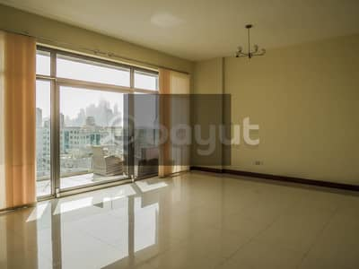2 Bedroom Flat for Rent in Barsha Heights (Tecom), Dubai - ( M ) 2 bed Laundry | Huge Balcony | Great Layout | No A/C Bill
