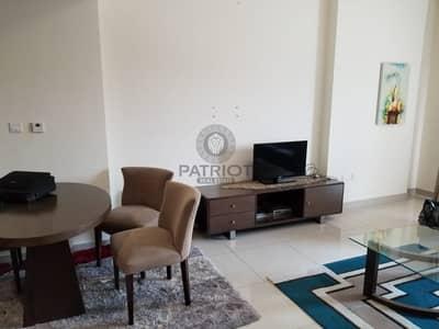 شقة 2 غرفة نوم للايجار في داون تاون جبل علي، دبي - Beautiful furnished 2BR in Suburbia A .
