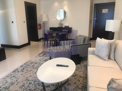 فلیٹ 1 غرفة نوم للايجار في وسط مدينة دبي، دبي - Fully Furnished |Specious | Ready to Move In