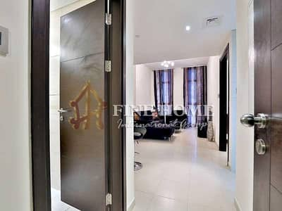 1 Bedroom Apartment for Rent in Al Reem Island, Abu Dhabi - Remarkably Furnished 1BR Apartment