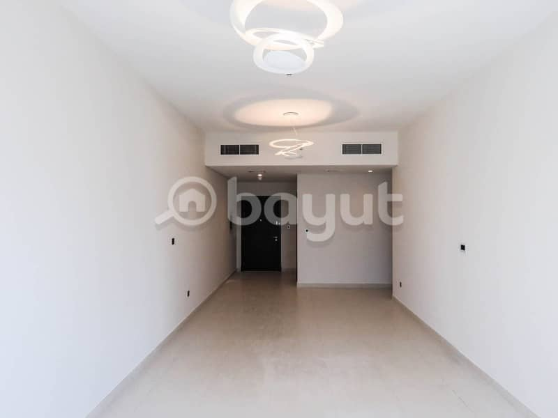 SPACIOUS TWO BED ROOM HIGH FINISHING WITH BALCONY