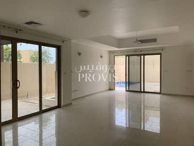 فیلا 5 غرفة نوم للايجار في حدائق الراحة، أبوظبي - Ready round the clock to help you find your home!