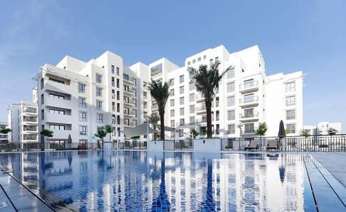 فلیٹ 2 غرفة نوم للبيع في تاون سكوير، دبي - Pay 20% And Move In 2Br 80% 5 Yr Post Handover