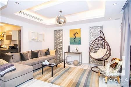 2 Bedroom Villa for Rent in The Springs, Dubai - Luxury Upgrade / Private Pool and Gym / Furnished