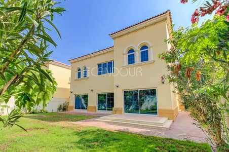 4 Bedroom Villa for Rent in Jumeirah Park, Dubai - Well Maintained | Negotiable | 4BR plus Maids