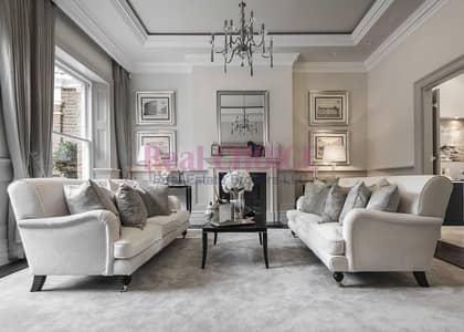 فیلا 10 غرف نوم للبيع في ند الحمر، دبي - Brand New & Elegant 10-bedroom Villa | Private Pool | Garden