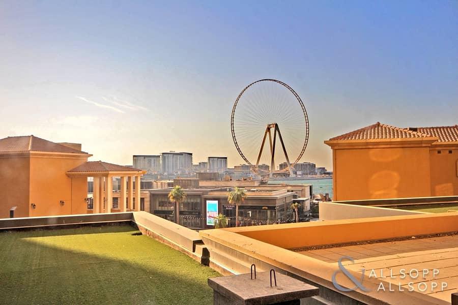 2 Dubai Eye Views   Upgraded   2828 Sq. Ft