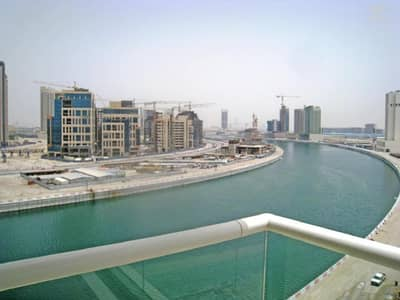 1 Bedroom Flat for Sale in Business Bay, Dubai - Good Deal I Beautiful 1 Bedroom I Full canal view I 1 Bedroom