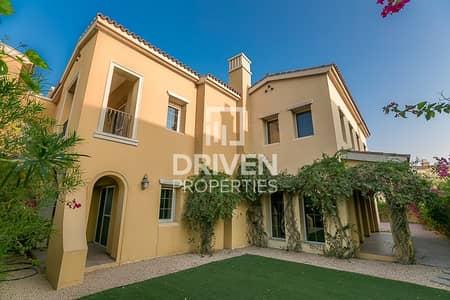 فیلا 4 غرفة نوم للايجار في المرابع العربية، دبي - Palmera Type A Villa | Excellent Community