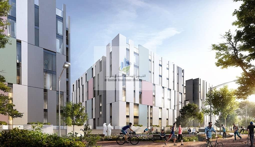 2 apartment  with 10% ROI close to AUC .