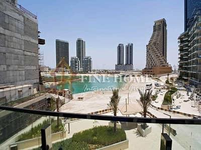 3 Bedroom Flat for Rent in Al Reem Island, Abu Dhabi - Fancy 3 BR+M+Balcony Apartment