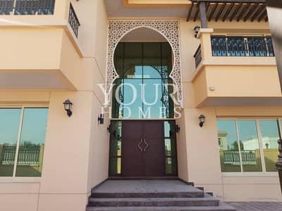 5 bed room villa in barsha south CLOSE to supermarket