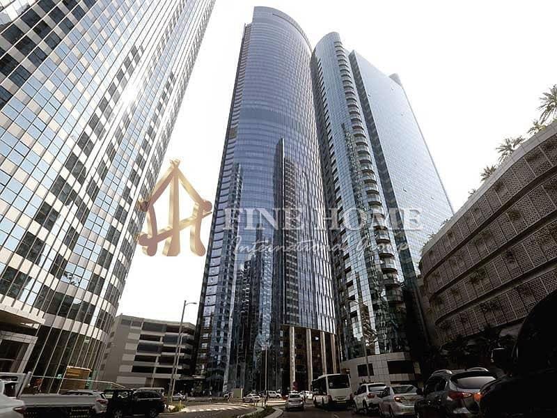 9 Splendid Shell & Core Office! Al Reem Island!