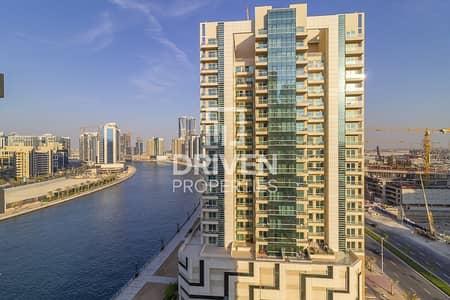 شقة 1 غرفة نوم للايجار في الخليج التجاري، دبي - 1 Bed Apt with Canal view   Kitchen Equipped
