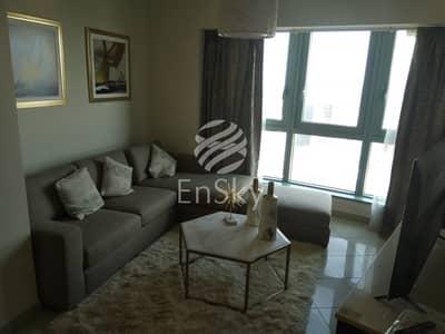 فلیٹ 2 غرفة نوم للايجار في منطقة الكورنيش، أبوظبي - Stunning apartment with appliances|Breath taking