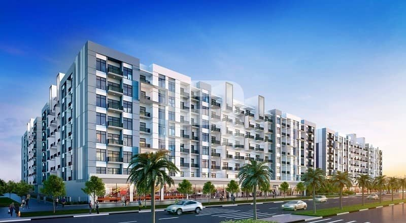 17 Pay 1% Monthly to own 1BR SEMI FURNISHED